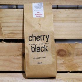 Cherry Black The Brooding Italian Ground Coffee 250g