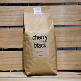 Cherry Black The Brooding Italian Whole Beans 1Kg