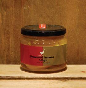 Essential Preserved Lemons 360g
