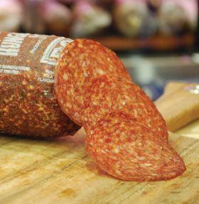 Hot Hungarian Salami 100g