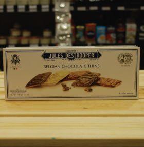 Jules Destrooper Belgian Chocolate Virtuoso 100g
