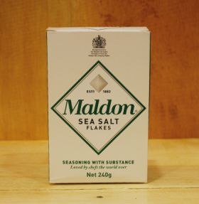 Maldon Sea Salt Flakes 240g