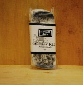 Meredith Chevre With Ash 150g