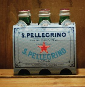 San Pellegrino Water 6X250ml