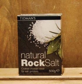 Tidmans Rock Salt 500gm