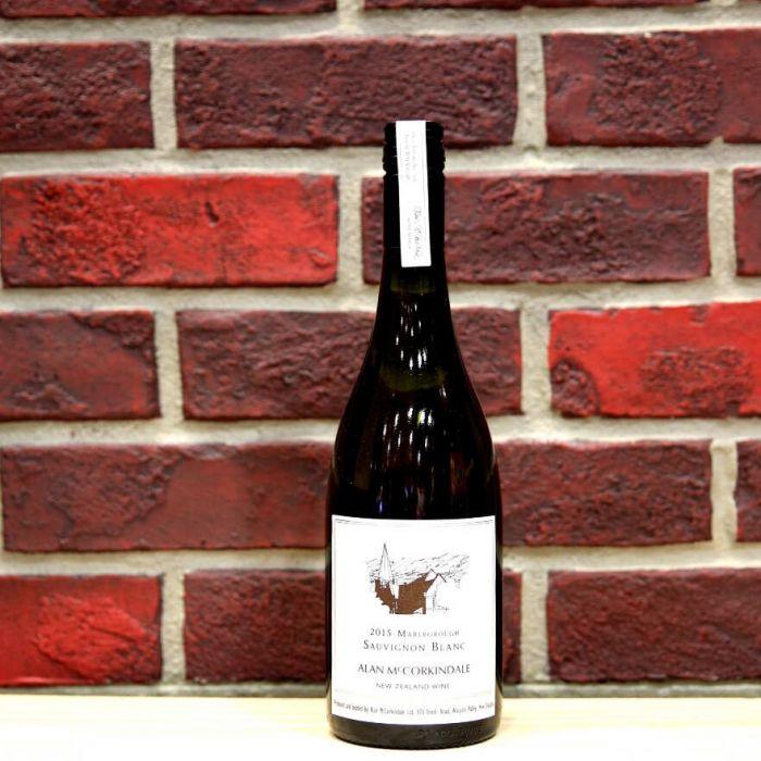 Alan McCorkindale Marlborough Sauvignon Blanc 2015