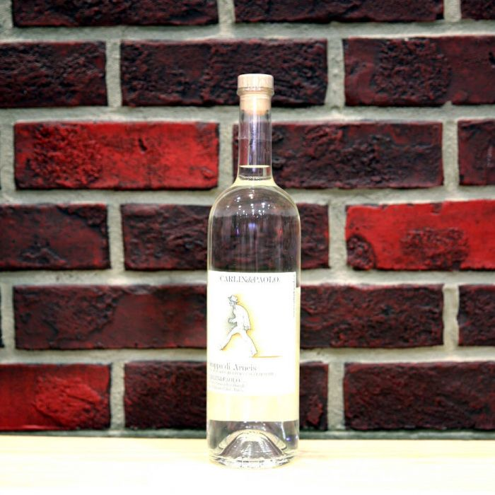 CarlindePaolo Grappa diArneis 750ml