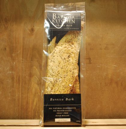 Barossa Bark Salt/Pepper 100g