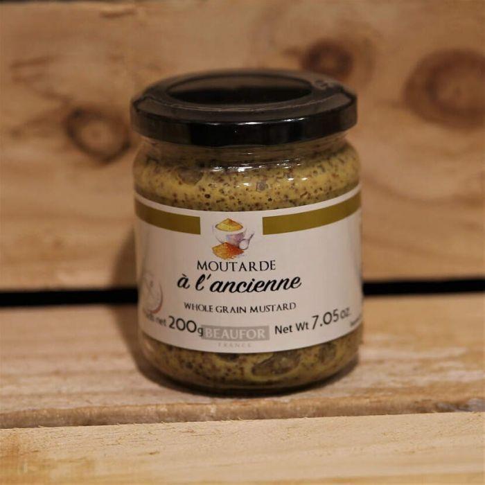 Beaufor Wholegrain Mustard 200g