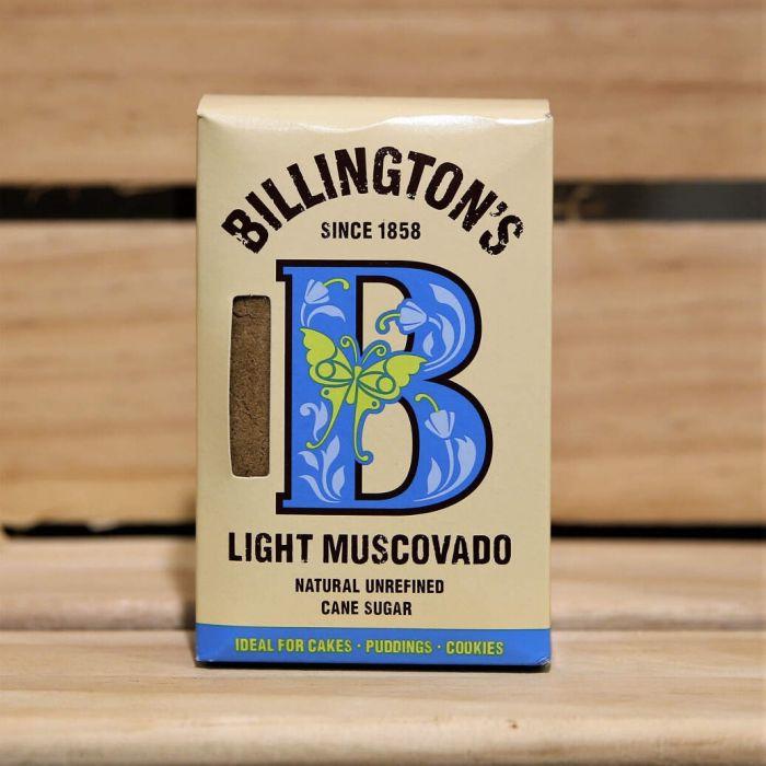 Billington's Light Muscovado Sugar 500g