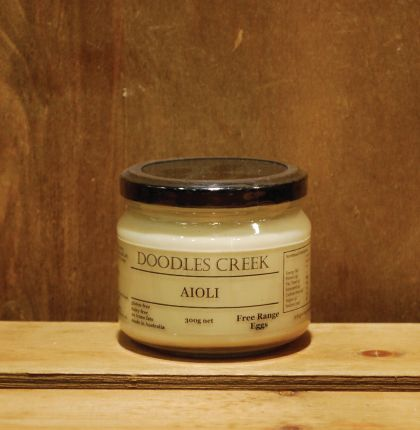 Doodles Creek Aioli 300g
