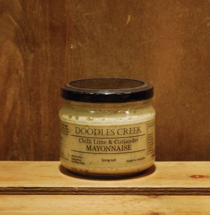 Doodles Creek Chilli Lime Mayo 300g