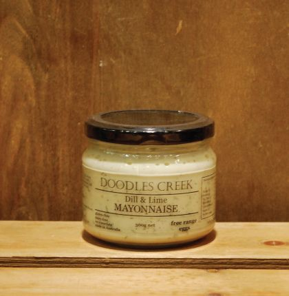 Doodles Creek Dill & Lime Mayo 300g