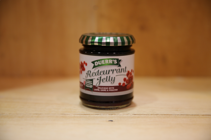 DUERR'S REDCURRANT JELLY 200G
