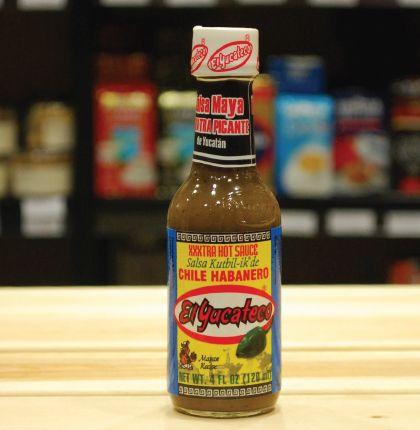 El Yucateco Hot Sauce 120ml