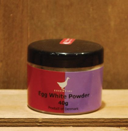 Essential Egg White Powder 40g