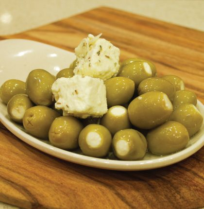 Fetta Filled Olives 200g