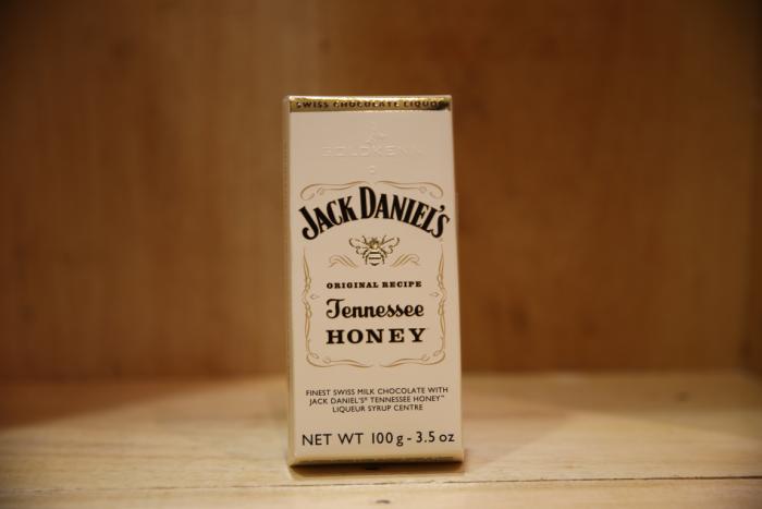 GOLDKENN JACK DANIELS HONEY CHOCOLATE 100G