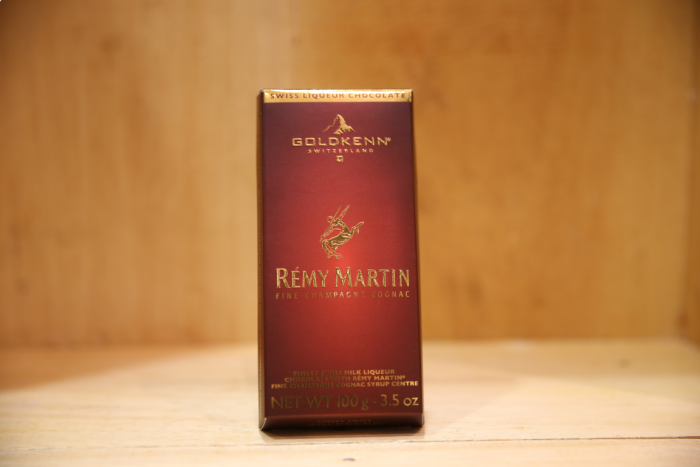 GOLDKENN REMY MARTIN CHOCOLATE 100G