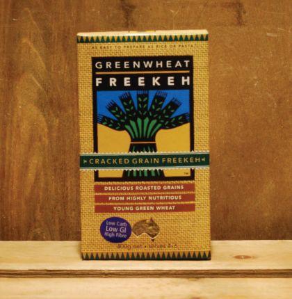 Greenwheat Cracked Grain Freekeh 400g