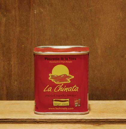 La Chinata Paprika Bitter 70gr