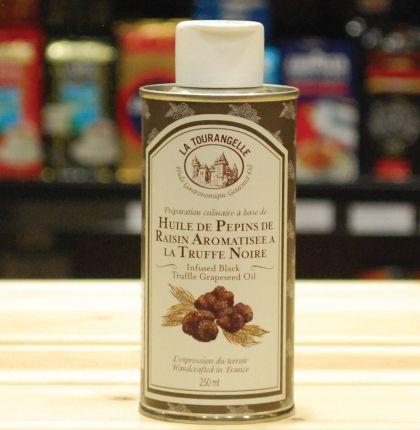 La Tourangelle Infused Black Truffle  Grapeseed Oil 250ml