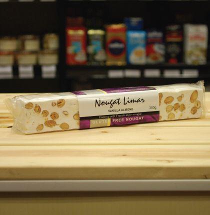 Limar Nougat Vanilla Almond 300g