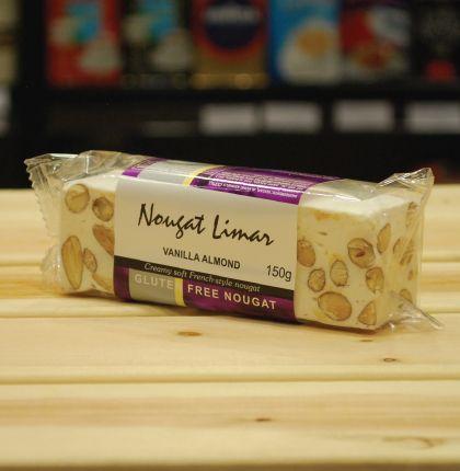 Limar Vanilla Almond Nougat 150g