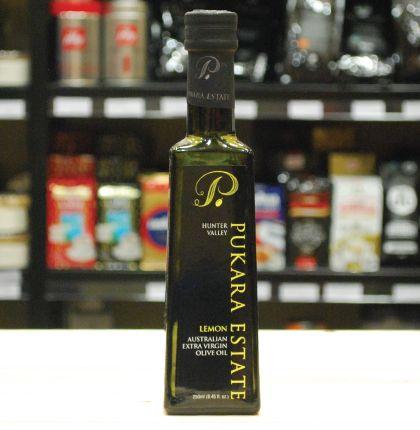Pukara Estate Lemon Olive Oil 250ml