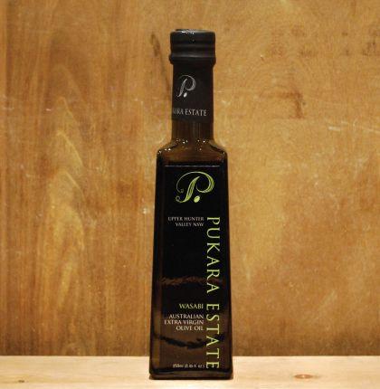 Pukara Estate Wasabi Olive Oil 250ml