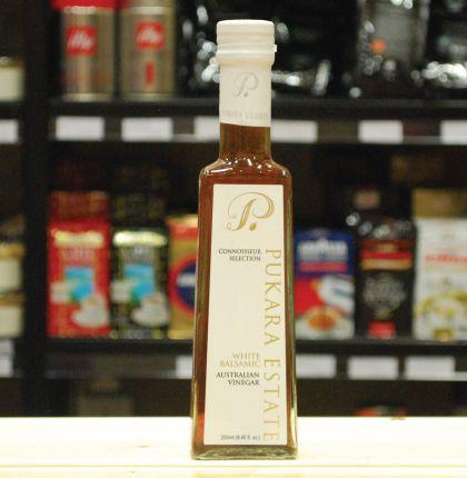 Pukara Estate White Balsamic Vinegar 250ml