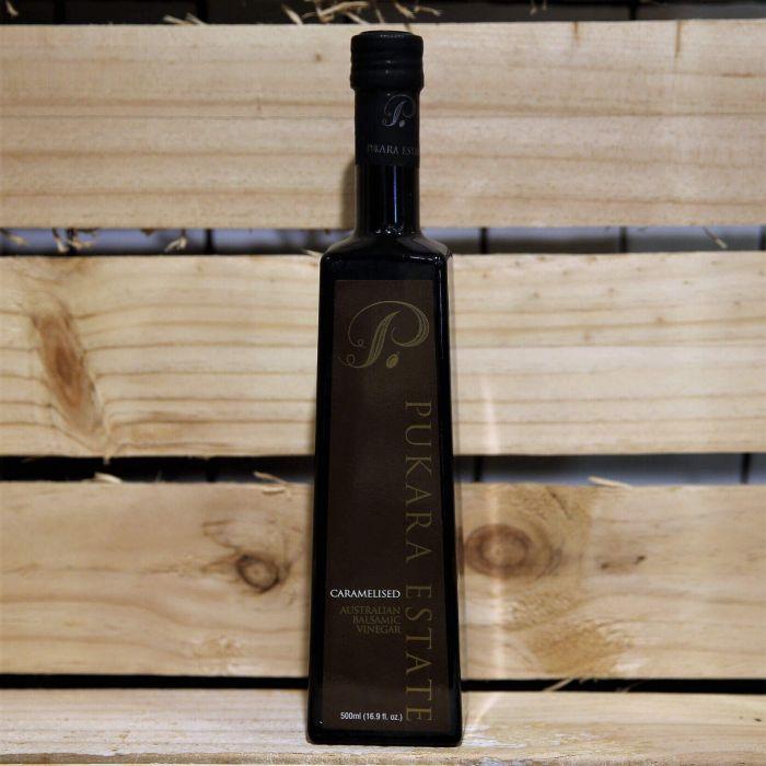 Pukara Estate Caramelised Balsamic Vinegar 500ml