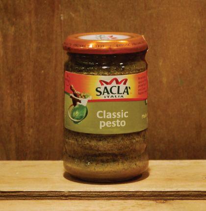 Sacla Classic Pesto 190g