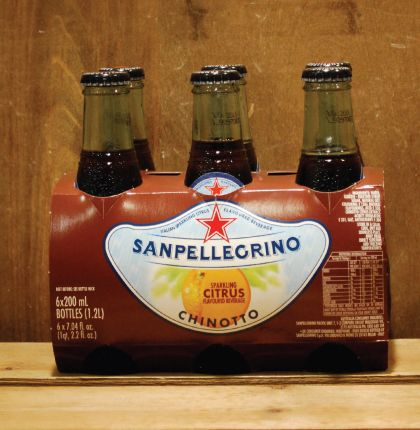 San Pellegrino Chinotto 6X200ml