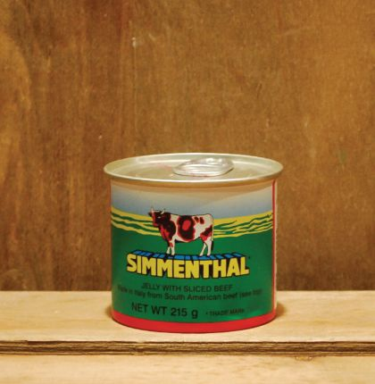 Simmenthal Beef Jelly 215g