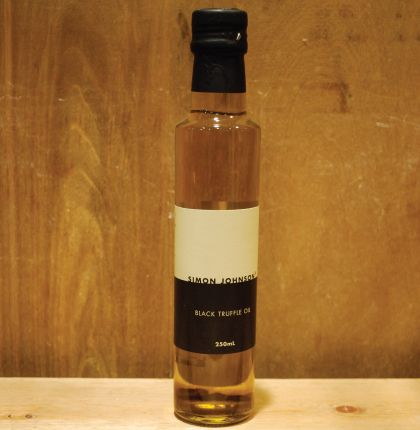 Simon Johnson Black Truffle Oil 250ml