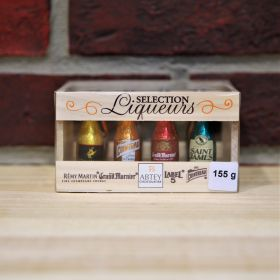 Abtey Chocolate Liquor Bottles Selection 155g