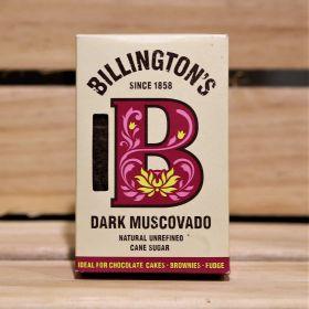Billington's Dark Muscovado Sugar 500g