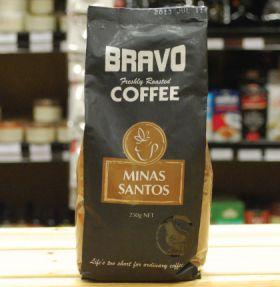 Bravo Minas Santos Coffee 250g