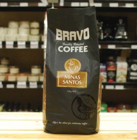 Bravo Minas Santos Coffee 500g