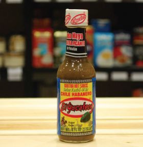 El Yucateco Hot Sauce 120ml