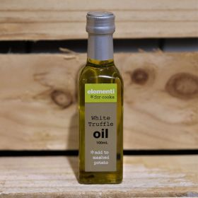 Elementi White Truffle Oil 100ml