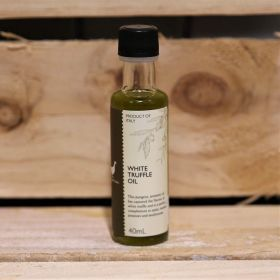 Essential White Truffle Oil 40ml