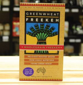 Greenwheat Wholegrain Freekeh 400g