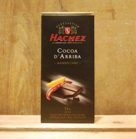 Hachez Coocoa D'Arriba Mango Chilli 100g