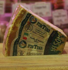 Italian Fontina 200g