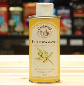 La Tourangelle Roasted Almond Oil 250ml