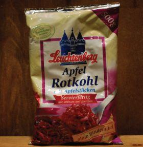 Leuchtenberg Apfel-Rotkohl500g