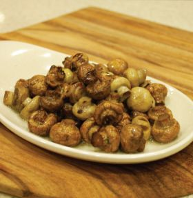 Chargrilled Mushrooms 200g