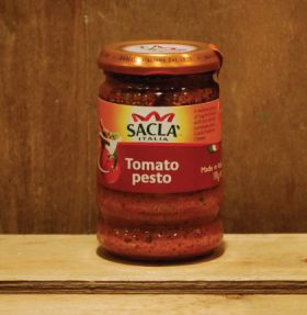 Sacla Tomato Pesto 190g